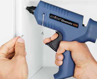GlueMatic 5000 zaistovanie